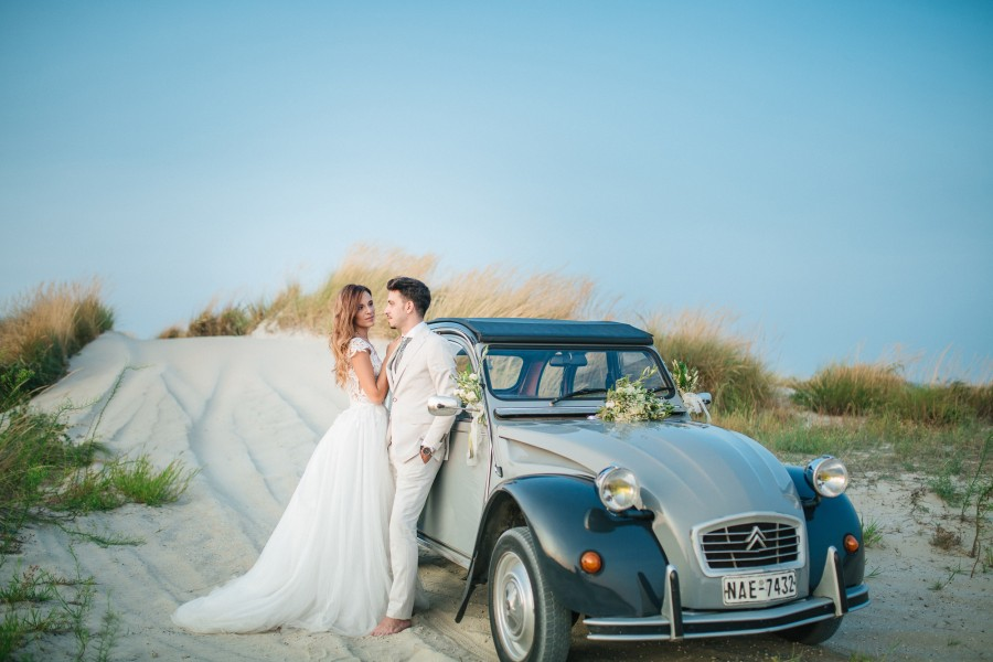 Wedding photography in greece - Destination Wedding photoshoot