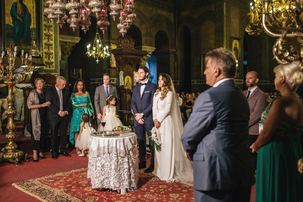 A Destination Wedding in Thessaloniki, Greece | Maria and Oscar