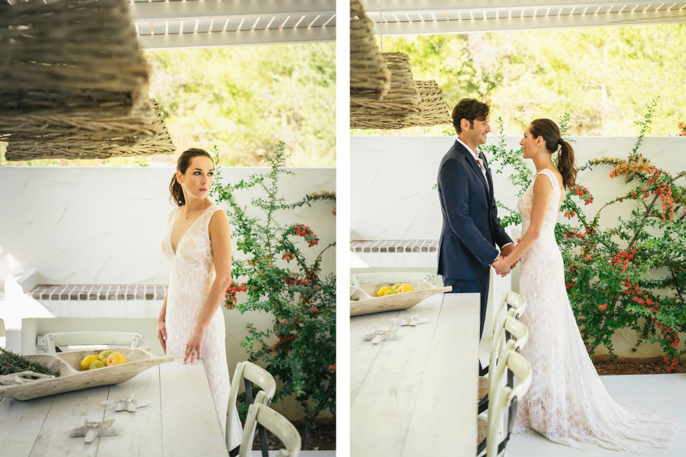 Destination Wedding photography in Alonissos - Mahie & Paul