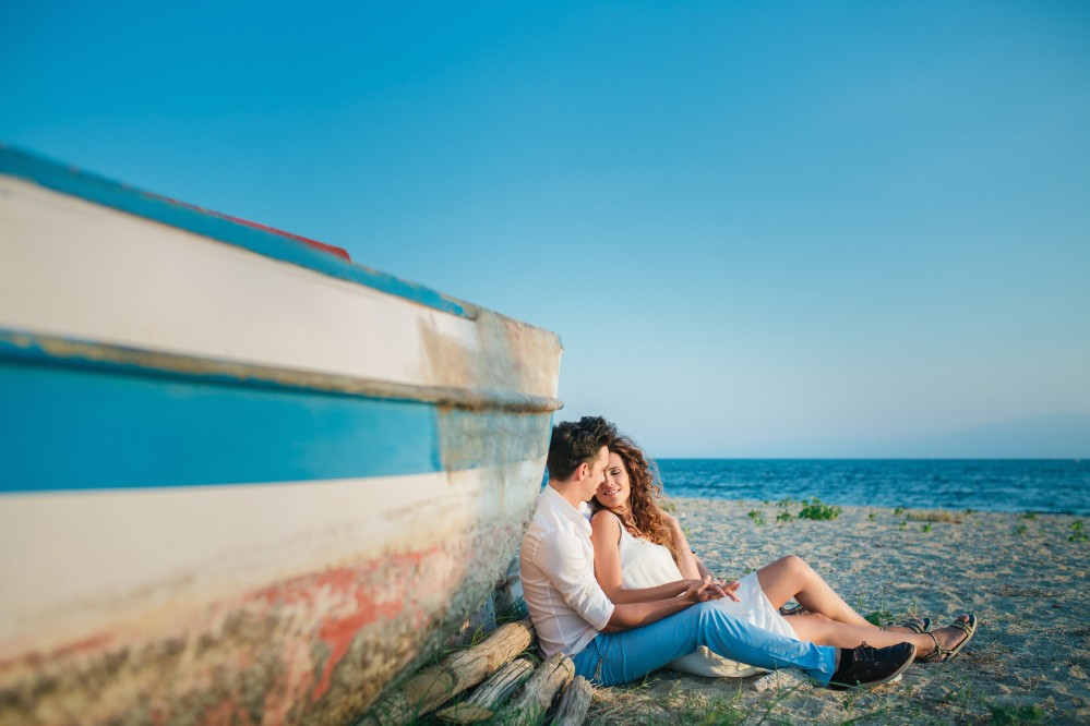 Pre-Wedding photoshoot in the Beach