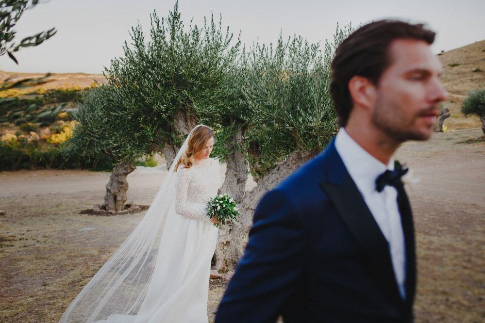 Wedding photography in Sounio Athens | Mary & Jan Wicher