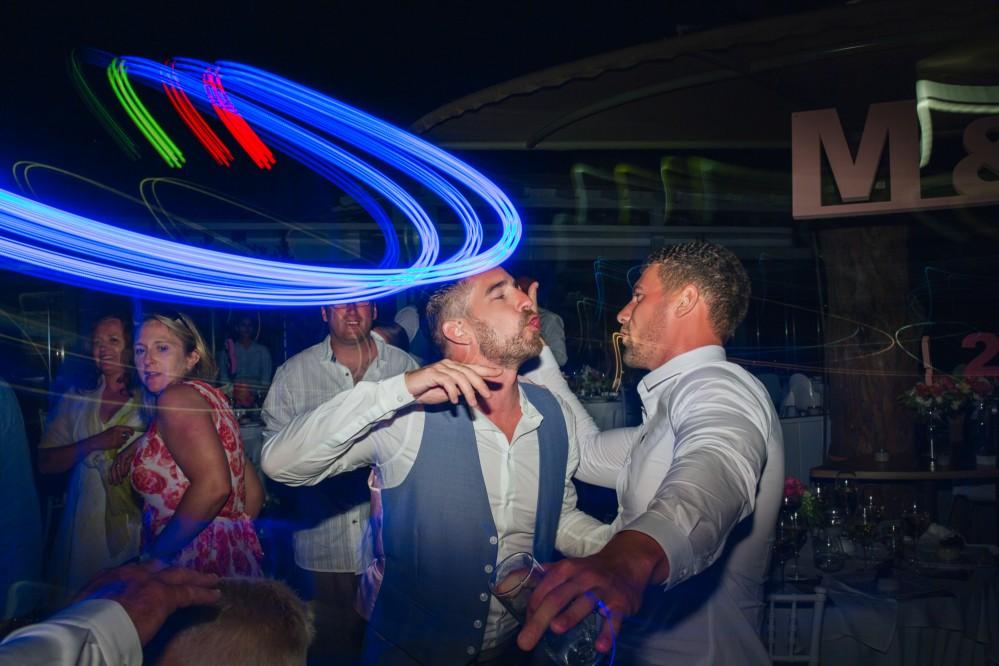 Wedding Photography in Xalkidiki at Ekies all senses resort